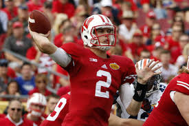 Wisconsin Football 2015 Preview Joel Stave Leads Badgers