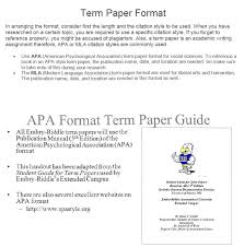 academic paper format how to write a term paper fast help at kingessays