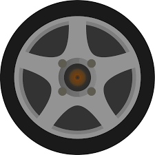 tires and rims clipart.  Tires Clipart  Simple Car WheelTire Side View Banner Freeuse Library With Tires And Rims R