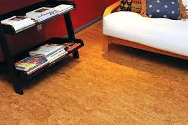installing cork flooring image of cork flooring basement