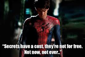 Spiderman Love Quotes Delectable Quotes About Spiderman 48 Quotes
