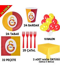 Download the vector logo of the galatasaray f.c. Turkish Souq Fast Delivery Most Trending Products Galatasaray Birthday Supplies 12 Piece Ornament Kit 24 Seater