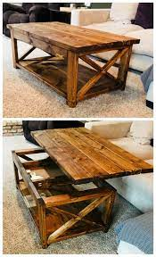 Sincerely, marie designs made this diy coffee table plan for build something and those fans of modern farmhouse decor won't want to miss it. Ana White Hinged Top Diy Projects Coffee Table Plans Diy Furniture Plans Wood Diy
