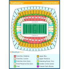 Arrowhead Stadium Concert Seating Chart Arrowhead Stadium Seating Chart Arrowhead Stadium Concert