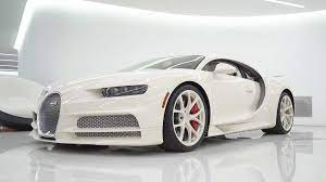 First off, it's painted in a unique shade called hermès craie, ostensibly similar to the chalk or crayon offered by bugatti's sister company porsche. One Of One Bugatti Chiron Hermes Comes With All Kinds Of Extras