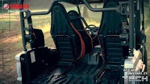 yamaha wolverine x4. 2018 yamaha wolverine x4 - real world tech seat cargo versatility ,