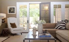 Tan Living Room Impressive Design