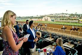 Del Mar Thoroughbred Club Seating Chart Group Sales