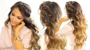 Cute Simple Hairstyles Great 2 Cute Headband Braid Hairstyles