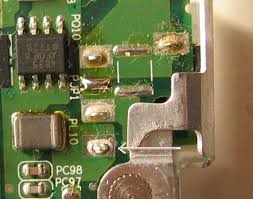 troubleshooting laptop power problems circuit board picture