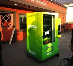 Marijuana Vending Machine Company Inspiration Marijuana Vending Machines May Make It A Snap To Get Mile High In