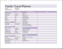 Trip Itinerary Builder Personal Trip Planner Magdalene Project Org