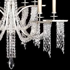 fine art lamps chandelier 748840st