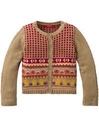 Oilily Childrens Wear Fall Winter 2014 Cardigan Katie
