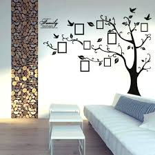 metal family tree wall decor tree wall decals for living room impressive wall decor decals ideas