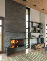 14 inspirational ideas for storing firewood in your home modern fireplacesbrick fireplacesmodern stone fireplacemodern fireplace mantelsreclaimed