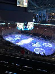 Scotiabank Arena Section 306 Home Of Toronto Maple Leafs