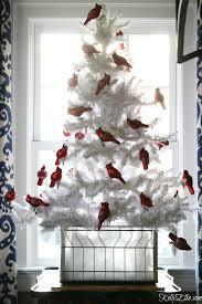 Light Pink And White Christmas Tree 20 Creative Christmas Tree Themes