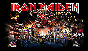 Bristow Jiffy Lube Live Seating Chart 4 Tickets Iron Maiden 7 24 Jiffy Lube Live Bristow Sect 102 Row N Seats 9 12 Ebay