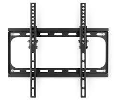 intempo adjule wall mounted tv bracket 32 55 tilt function
