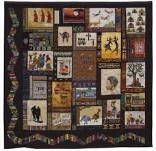 Quilts star at annual Mennonite relief sale | GuelphMercury.com & Threads of Africa Adamdwight.com