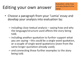 friday th close textual analysis 8