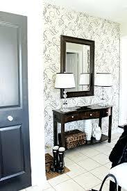 corner foyer table. Foyer Table Lamps Endearing Entry With Corner Entryway Elegant N