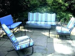 wrought iron patio furniture cushions wrought iron chair cushions medium size of patio for outdoor