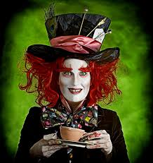 picture of make your own mad hatter hat and costume