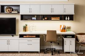 custom home office cabinets. White Storage Cabinets In Home Office Custom