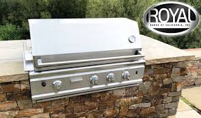 royal range outdoor grill bpq 36sb
