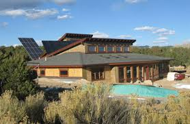 100 Passive Solar Heated Home  Crestone Solar SchoolSolar Home Designs