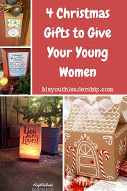 4 gifts to give your young women