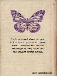 """Metamorphosis Quotes Mesmerizing 48 Days Of """"Quantum Poetry"""" Celebrating The Glory Of Science"""