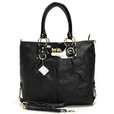 Coach Logo Monogram Large Black Totes BNJ Give You The Best feeling!