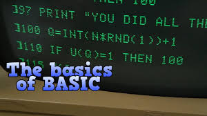 Basic Coding Language The Basics Of Basic The Programming Language Of The 1980s