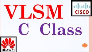 Vlsm Flsm Class C In Urdu Ipv4 Vlsm Part 1