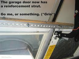 1026a garage door reinforcement strut by pryanksterdave dave