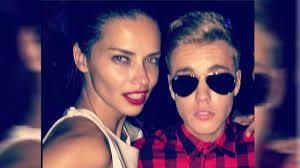 Justin Bieber Hooked Up with Adriana Lima, Paris Hilton, Barbara ...