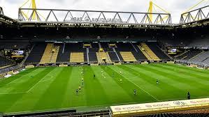 Borussia dortmund arena fifa 21 11 dic 2020. German Soccer Falls Silent As Ghost Games Begin Wluk
