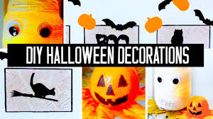 super easy affordable diy halloween decorations for your room or