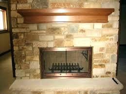 ceramic glass fireplace doors awe inspiring small door pleasant hearth bi fold home interior 4