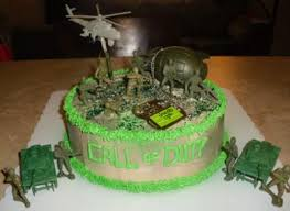Coolest Call of Duty Cake 15
