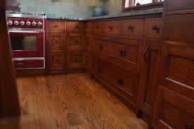 Elegant Quarter Sawn Oak Kitchen Cabinets Pictures Gallery