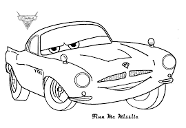 Small Picture mcqueen coloring pages