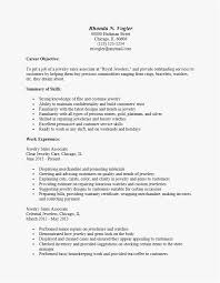 28 Retail Associate Resume Template Picture Best Resume Templates