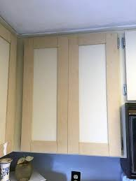 How To Make Shaker Style Kitchen Cabinet Doors On A Budget My