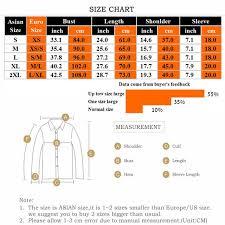 Cn Size Chart Chinese Tshirt Size Chart Handy Steemit
