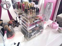 my makeup collection storage