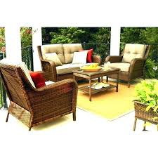 wicker furniture cushions edona outdoor chair canada patio cushion sets replacement